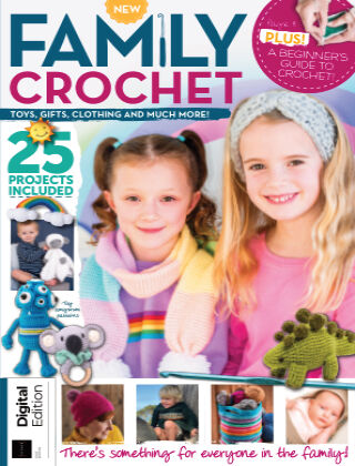 Family Crochet First Edition