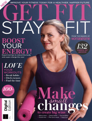 Get Fit, Stay Fit First Edition