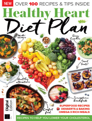 The Healthy Heart Diet Plan First Edition