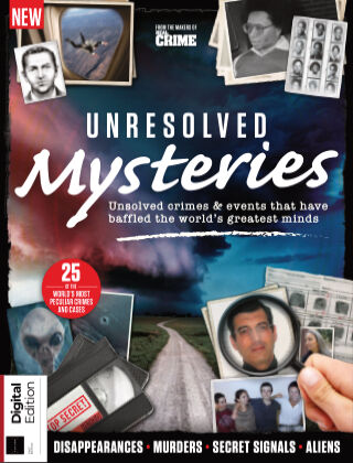 Unresolved Mysteries First Edition