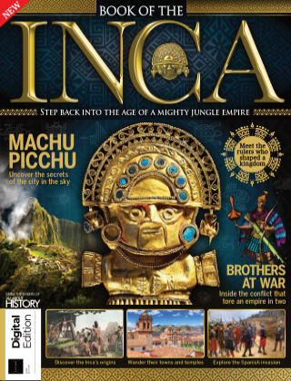 All About History Book of the Inca First Edition