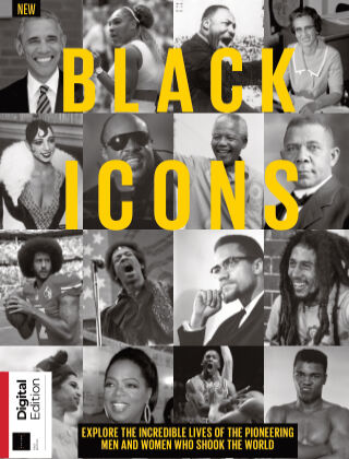 All About History Black Icons First Edition