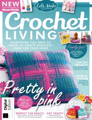 Let's Make Crochet Living #1