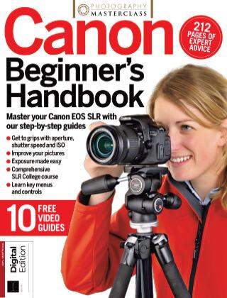 Photography Masterclass Canon Handbook