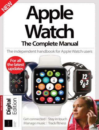 Apple Watch The Complete Manual Eleventh Edition