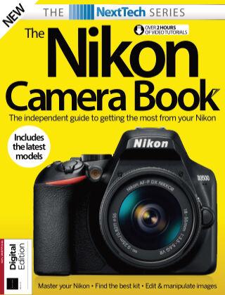 NextTech Series Nikon Camera Book