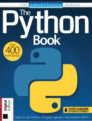 SmartTouch Series The Python Book #11