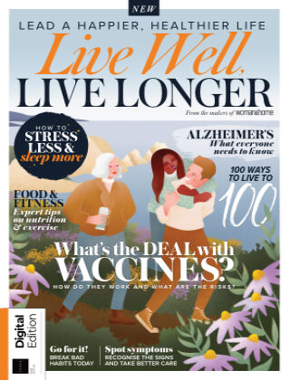 Live Well, Live Longer First Edition