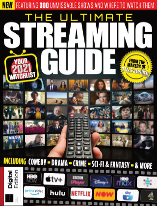 The Ultimate Streaming Guide First Edition