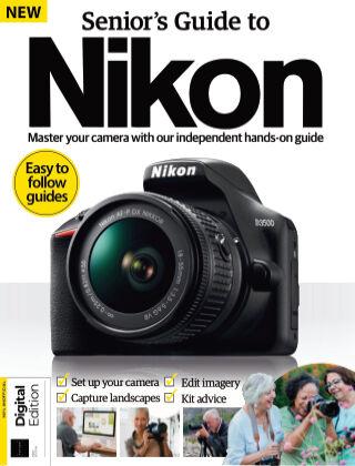 Senior's Nikon Camera Book First Edition