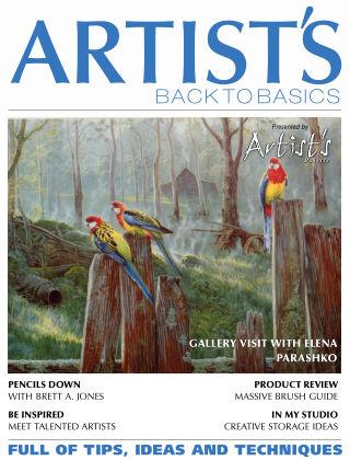 Artists Back to Basics Volume 9 Issue 3