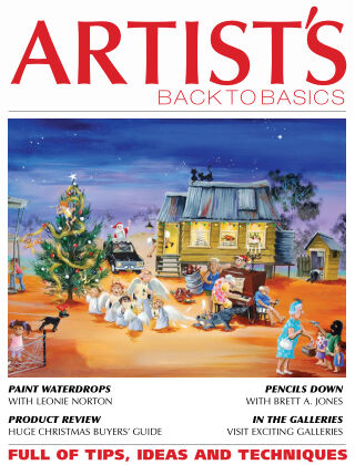 Artists Back to Basics Volume 9 Issue 4