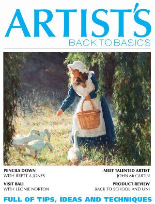 Artists Back to Basics Volume 10 Issue 1