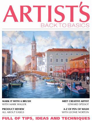 Artists Back to Basics Volume 10 Issue 2