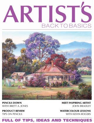 Artists Back to Basics Volume 10 Issue 3