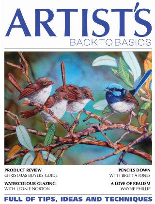 Artists Back to Basics Volume 10 Issue 4