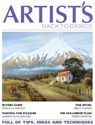 Artists Back to Basics Volume 11 Issue 1