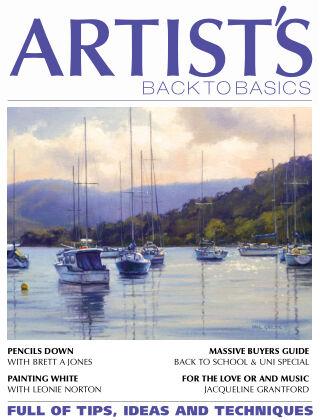 Artists Back to Basics Volume 11 Issue 3