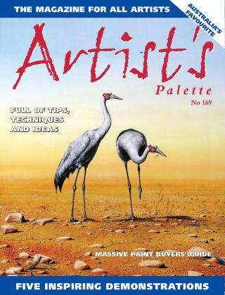 Artist Palette 169