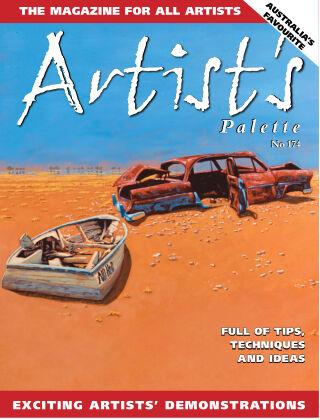 Artist Palette 174