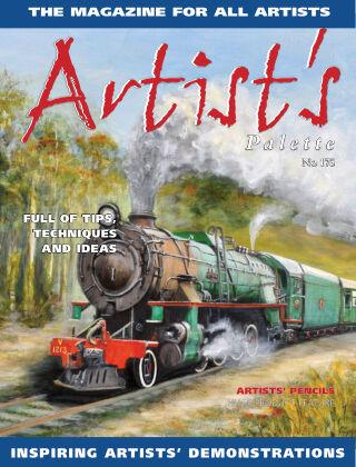Artist Palette 175