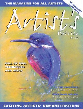 Artist Palette 177