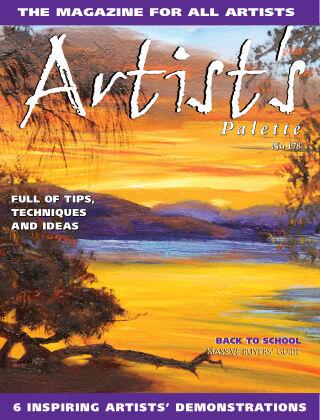 Artist Palette 178