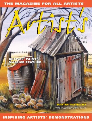 Artist Palette 179