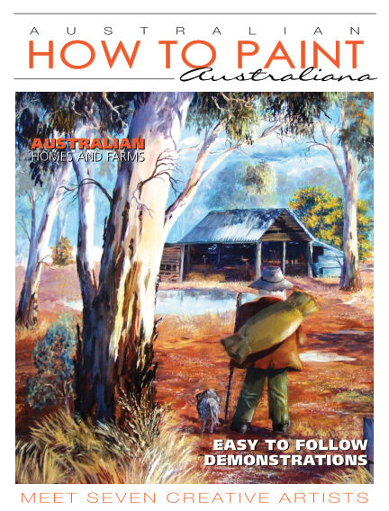 Australian How to Paint July 30, 2020 14:00