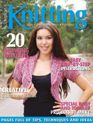Australian Knitting Volume 11 Issue 4