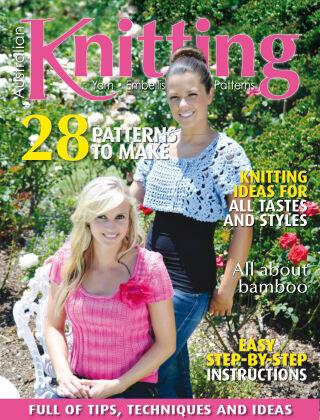 Australian Knitting Volume 12 Issue 1