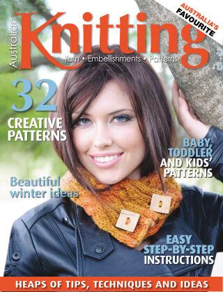 Australian Knitting Volume 12 Issue 2