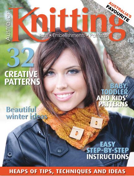 Australian Knitting July 30, 2020 14:00