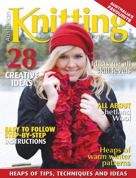Australian Knitting January 31, 2021 13:00