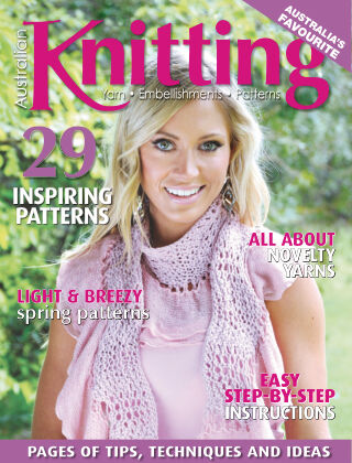 Australian Knitting volume 12 Issue 4