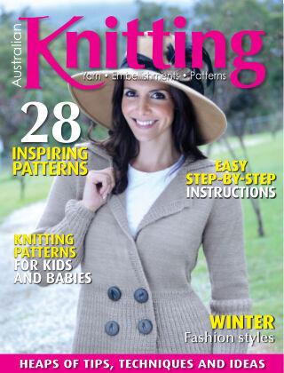 Australian Knitting volume 13 Issue 2