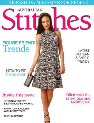 Australian Stitches volume 27 Issue 3