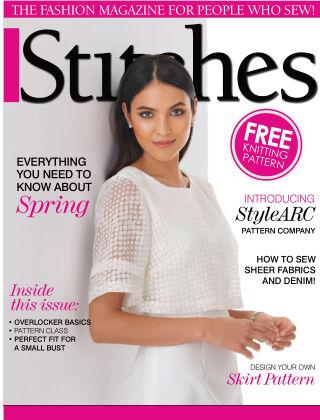 Australian Stitches volume 28 Issue 3