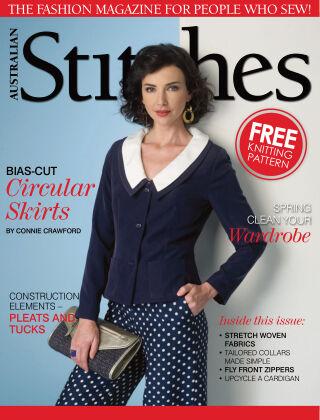 Australian Stitches volume 29 Issue 1