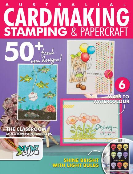 Australian Cardmaking, Stamping & Papercraft June 29, 2020 14:00