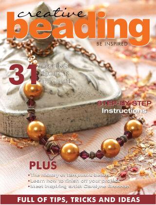 Creative Beading Volume 17 Issue 2
