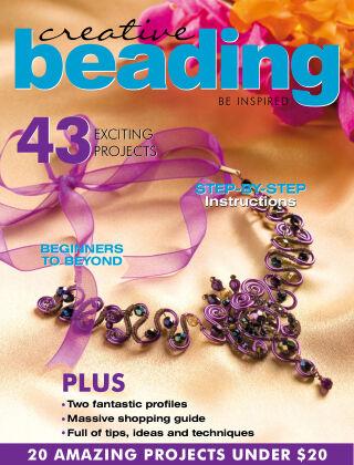 Creative Beading Volume 17 Issue 4