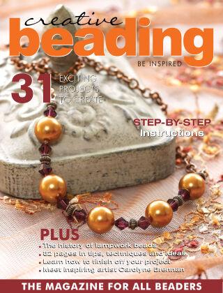 Creative Beading volume 18 Issue 1