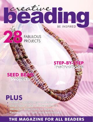 Creative Beading volume 18 Issue 2