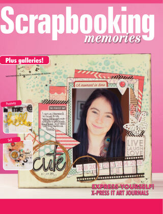 Scrapbooking Memories volume 21 Issue 3