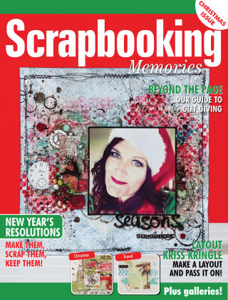 Scrapbooking Memories volume 21 Issue 4
