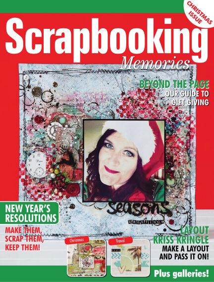 Scrapbooking Memories March 30, 2020 13:00
