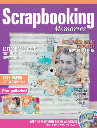 Scrapbooking Memories Volume 21 Issue 5