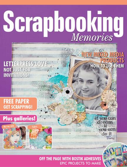Scrapbooking Memories June 29, 2020 14:00
