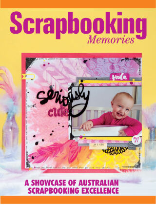 Scrapbooking Memories volume 22 Issue 1